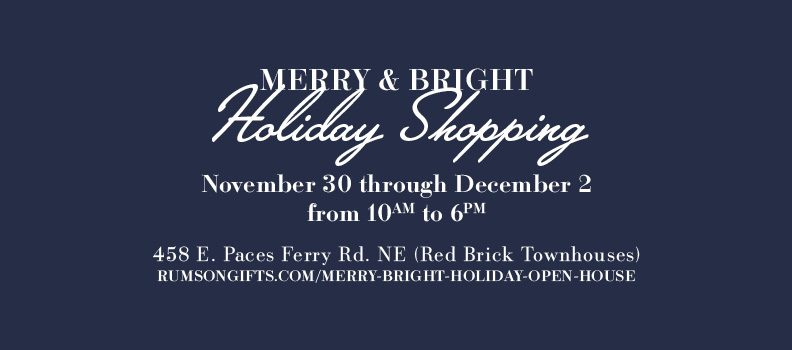 Merry & Bright Holiday Shopping